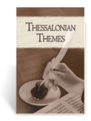 thessalonian booklet cover image
