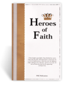 Heroes of Faith booklet cover image